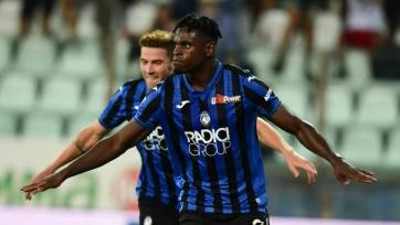 «Аталанта» уверенно обыграла «Лечче», «Рома» и «Лацио» потеряли очки