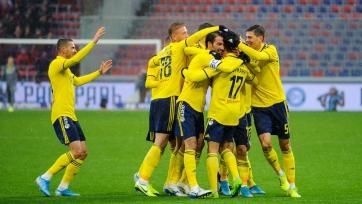 «Ростов» в Москве уверенно обыграл ЦСКА и возглавил чемпионскую гонку
