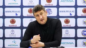 Цхададзе: «По игре мы переиграли «Астану»