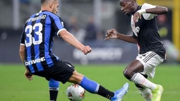 «Ювентус» одержал волевую победу над «Интером» в центральном матче седьмого тура Серии А