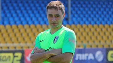 Шевченко довызвал в сборную Украины голкипера