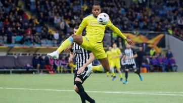 Нападающий «Астаны» вызван в свою сборную на матч против Коста-Рики