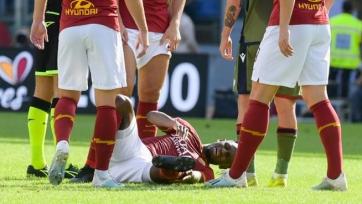 Два игрока «Ромы» были прооперированы