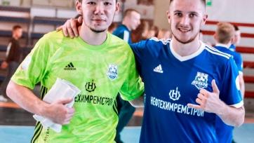 Два казахстанских футзалиста перебрались в чемпионат России