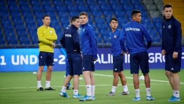 Два игрока «Кайрата» выведены из состава молодежной сборной Казахстана из-за нарушения дисциплины