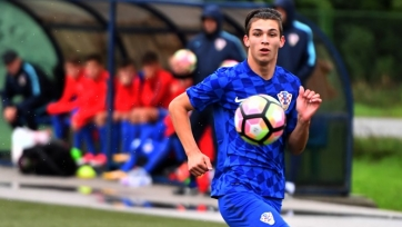 «Манчестер Сити» интересуется юным форвардом «Динамо Загреб»