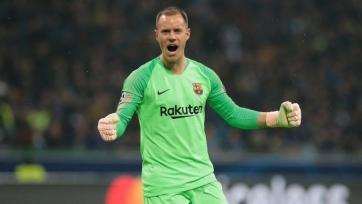 «Барселона» хочет продлить контракт с тер Штегеном