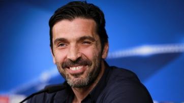 Манчини намерен вернуть Буффона в сборную Италии