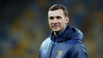 Шевченко: «У меня нет никаких планов, чтобы покинуть сборную»