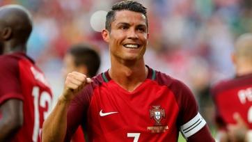 Роналду: «Возвращаться в сборную – счастье для меня»