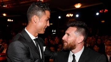 Месси: «Я всегда хотел, чтобы Роналду остался в «Реале»