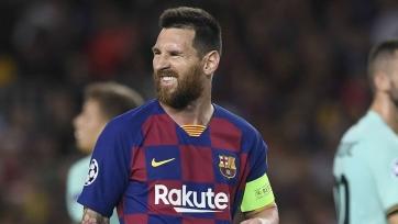 Месси: «Я думал об уходе из «Барселоны»