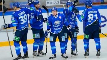 «Барыс» на выезде обыграл «Салават Юлаев», продлив свою победную серию до трех матчей