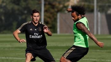 Марсело вернулся в основную обойму «Реала»