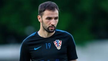 Хавбек «Фиорентины» пропустил тренировку сборной Хорватии перед матчем с Венгрией