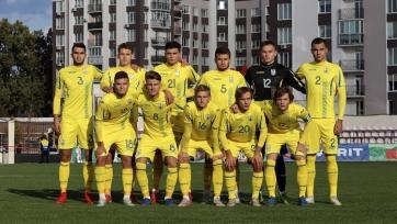 Сборная Украины U-19 разошлась миром с ровесниками из Греции