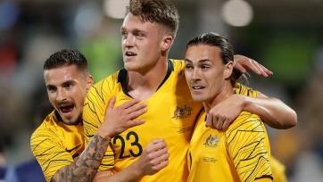 Австралия разбила Непал в отборочном матче чемпионата мира