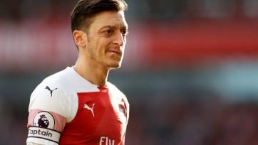 Озил окончательно лишился шансов на место в составе «Арсенала»