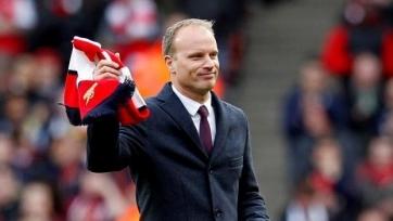 Бергкамп: «Больно, потому что думаешь, что «Арсенал» должен выступать лучше, но я все еще надеюсь»