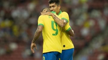 Бразилия в юбилейном матче Неймара сыграла вничью с Сенегалом