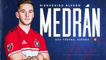 Экс-хавбек «Реала» и «Валенсии» перебрался в MLS