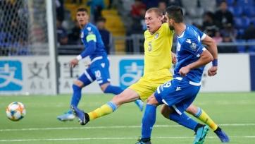Куат не поможет сборной Казахстана в матче с Бельгией