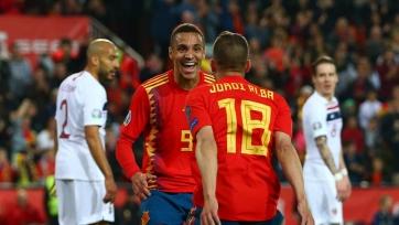 Норвегия - Испания. 12.10.2019. Прогноз и анонс на матч отбора на Евро-2020