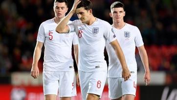 Англия потерпела первое поражение за 10 лет в отборочных матчах. Последний раз команда проигрывала Украине