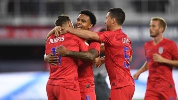 Мексика разгромила Бермудские острова, США забили 7 мячей Кубе