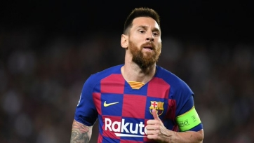 «Барселона» хочет продлить контракт с Месси на 10 лет