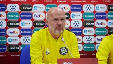 Билек: «Не хотим, чтобы наши игроки против Бельгии сидели только в обороне»