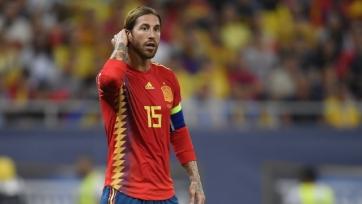 Рамос не сыграет против Швеции