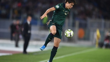 Кьеза из-за травмы покинул расположение сборной Италии