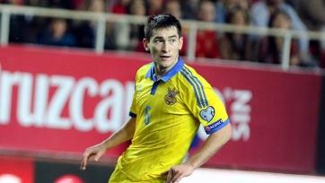 Степаненко не сможет сыграть в следующем матче сборной Украины