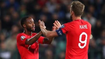 Игроки сборной Англии столкнулись в Софии со спланированной акцией