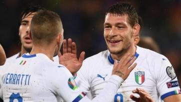 Сборная Италии повторила рекорд 80-летней давности