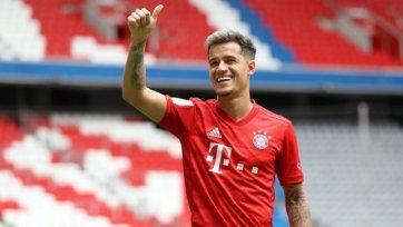 Коутиньо может продолжить карьеру в Англии, если «Бавария» его не выкупит