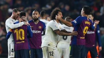«Барселона» готова согласиться на перенос матча с «Реалом» на декабрь