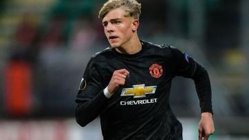 «Манчестер Юнайтед» продлил контракт с 19-летним защитником