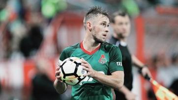 «Локомотив» может потерять Рыбуса почти на два месяца