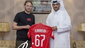 Бьярнасон продолжит карьеру на Ближнем Востоке