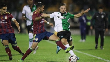 «Спортинг» вылетел из Кубка Португалии, проиграв команде третьего дивизиона