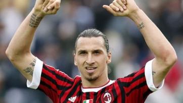 Аллегри: «В «Милане» игроки не могли поддерживать уровень Ибрагимовича»
