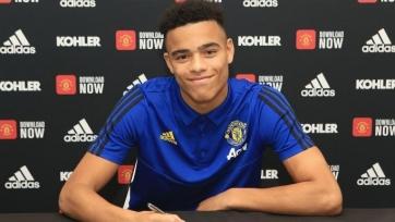 «Манчестер Юнайтед» подписал новый контракт с Гринвудом
