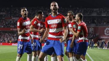 «Гранада» обыграла «Осасуну» и вышла на второе место