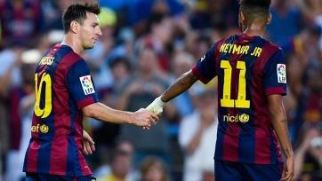 Месси: «В «Барселоне» есть люди, которые не хотят возвращения Неймара»