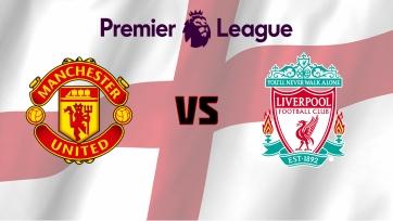 «Манчестер Юнайтед» - «Ливерпуль» - 1:1. Текстовая трансляция матча