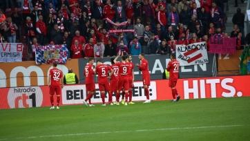 «Бавария» упустила победу с «Аугсбургом», «Лейпциг» расписал мировую с «Вольфсбургом»
