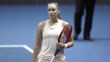 Рыбакина проиграла в полуфинале турнира в Люксембурге