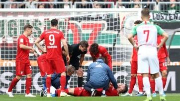 «Бавария» и сборная Германии надолго потеряли Зюле